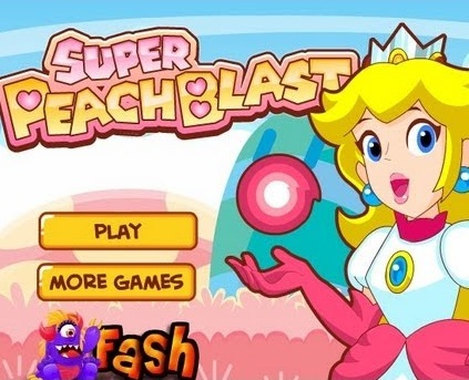 Super Mario World: Peach Blast